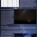Astrophotography and the 600 Rule